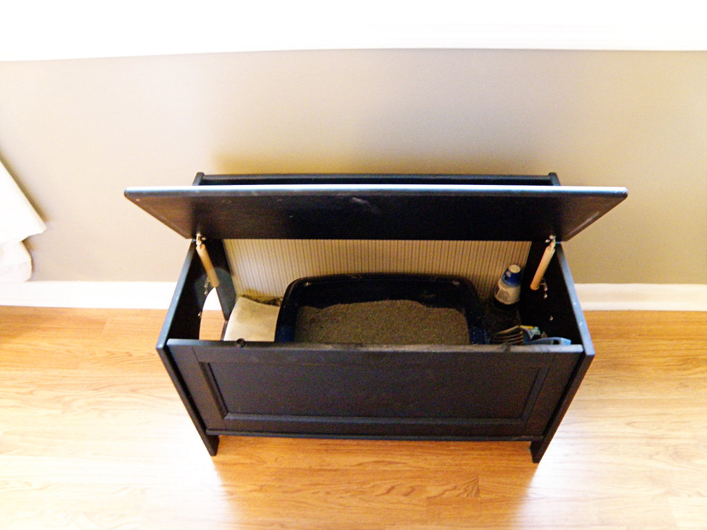 Diy Cat Litter Box Furniture Alewood Furniture Co