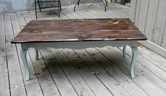 Finished Table
