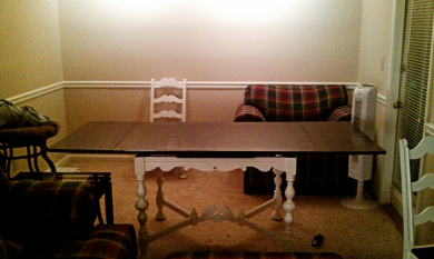 Table Fully Extended